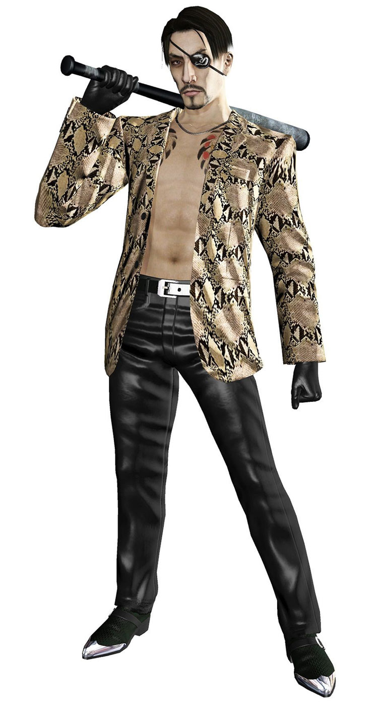 Pictures of Majima! No need to credit me as they aren't mine and I ...: fan.piratesboard.net/majima/gallery.php